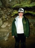 Wild Cave tour.