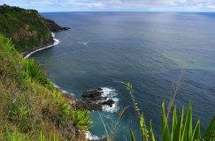 Береговая линия Kipahulu.