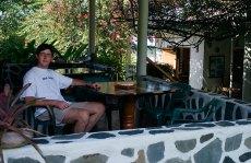 В ресторанчике на плантации Caesar's Place.