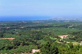 Самая западная часть полуострова Пелопоннес.