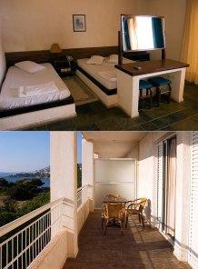 Апартамент на берегу Apollo coast.