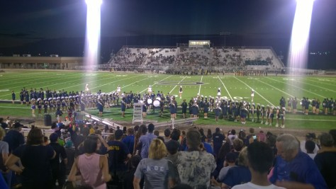 Stony Point Marching Band 2014 - 2015
