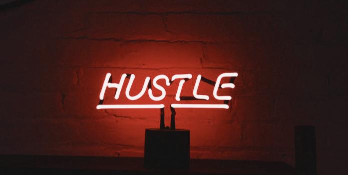 Let's Teach Side Hustle at School.