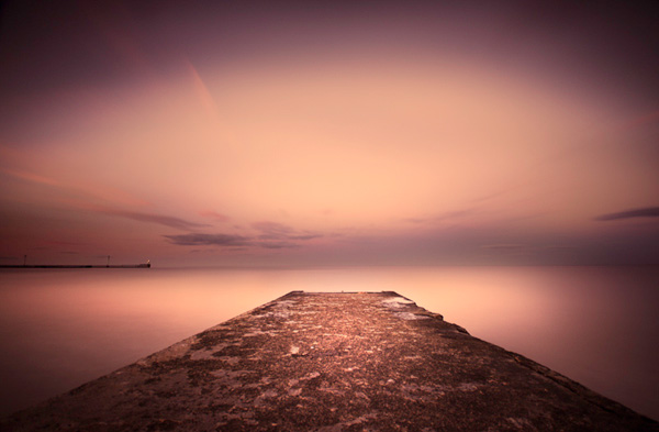 Long exposure photography by Karen Atkinson