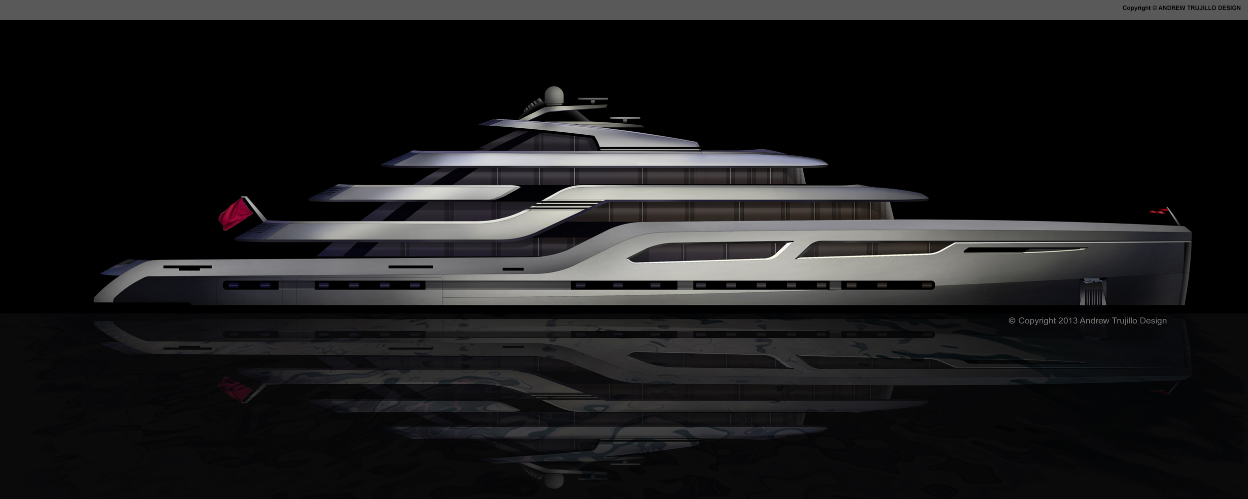 Yacht Exterior Styling + Design