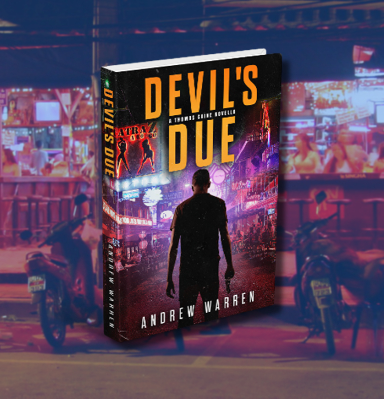 """The next Jason Bourne, or James Bond!"" Amazon Review"