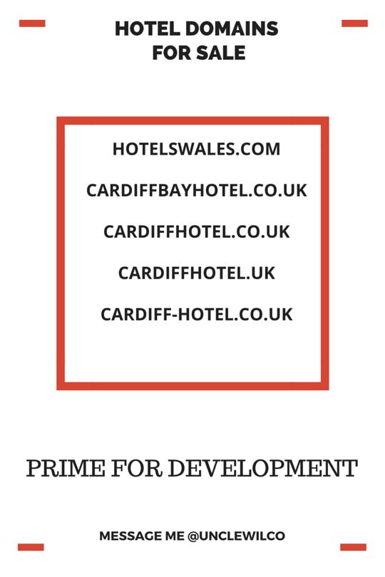 cardiffhotelDomains for SALE