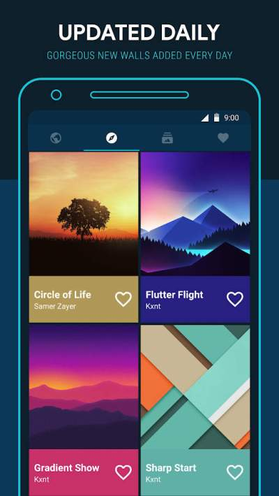 Backdrops Pro Apk - Wallpapers v3.16 Download [Latest]