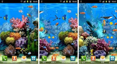 Best aquarium and fish live wallpapers for Android - Android Authority