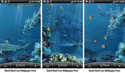Best aquarium and fish live wallpapers for Android - Android Authority