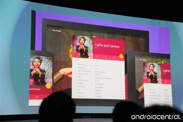 android L Android L