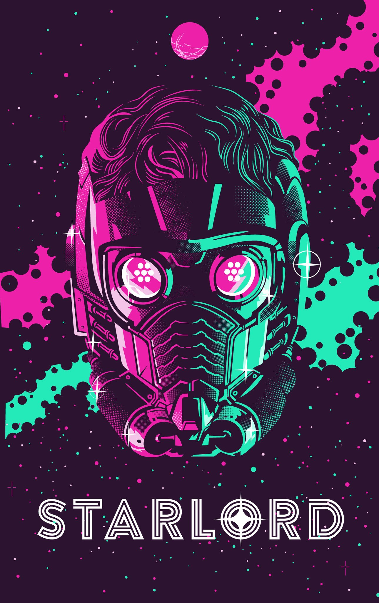 Get some Awesome on your home screen with these Guardians of the Galaxy wallpapers   Android Central