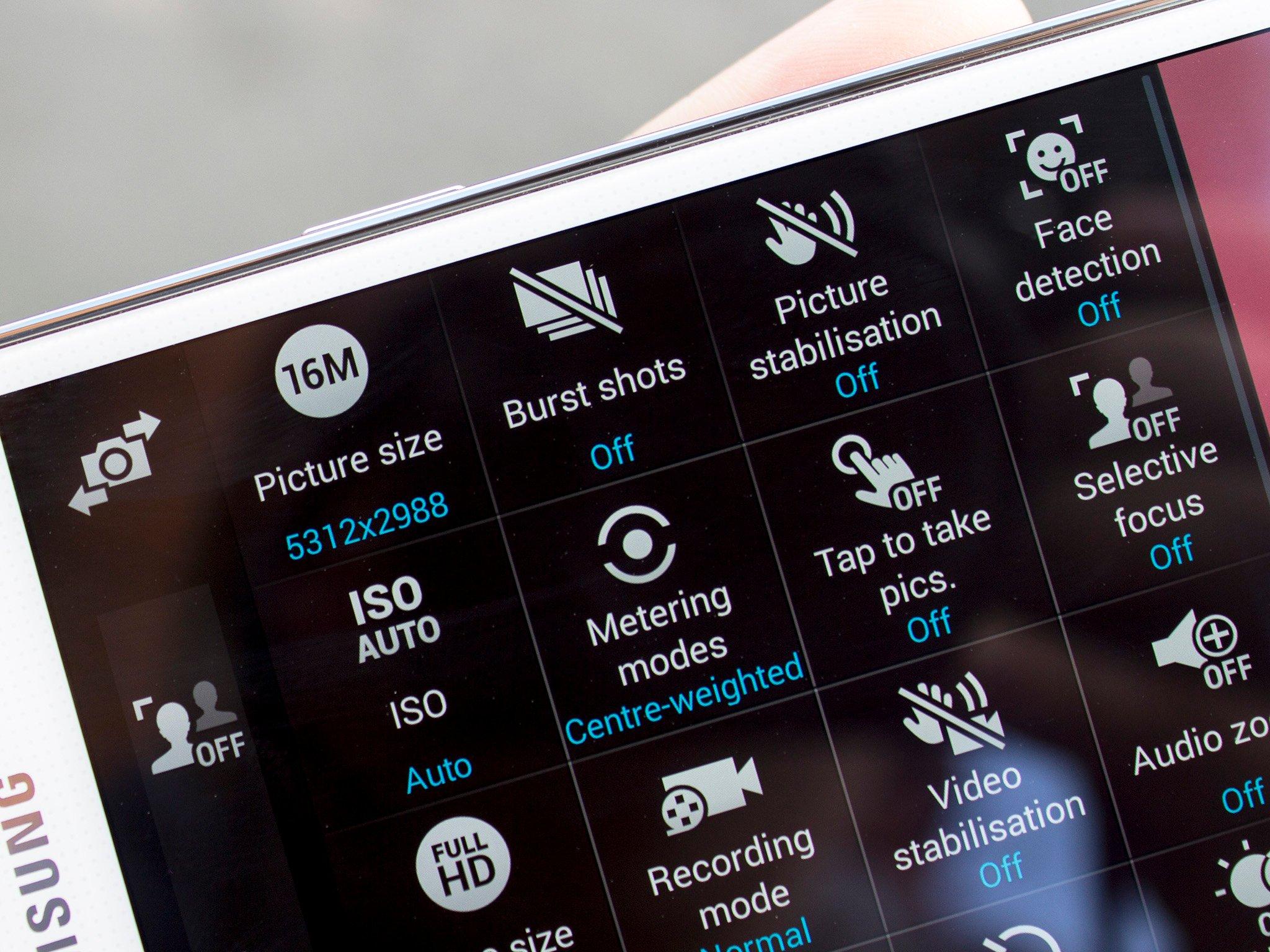 Fullsize Of Samsung Galaxy S5 Camera