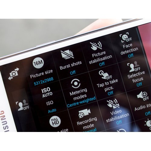 Medium Crop Of Samsung Galaxy S5 Camera