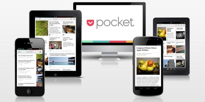 Android Aplicaciones: Pocket