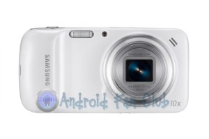 Samsung Galaxy S 4 Zoom 16MP Camera with 10x Optical Zoom and OIS