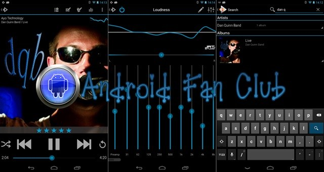 Rocket Music Player for Android