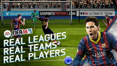 FIFA 14 Android Smartphones & Tablets FREE APK Download