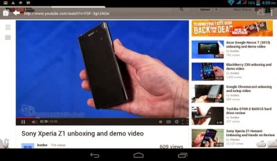 Unblock YouTube Access on Android smartphones and tablets