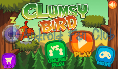 Clumsy Bird By Candy Mobile Android APK (Flappy Bird Game Alternative)