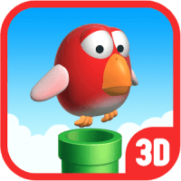 Floppy Bird 3D By Snapchay Casual Games Android APK (Flappy Bird Game Alternative)