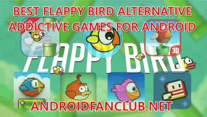 Top 7 Best Flappy Bird Alternative Games for Android That Are Highly Addictive
