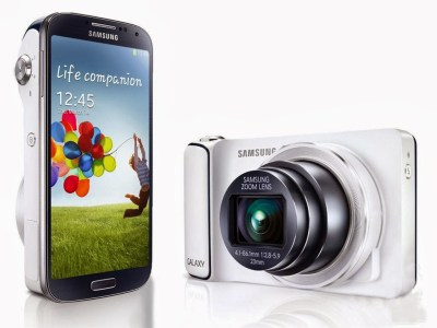 Samsung Galaxy S4 Zoom - Best Seller Android Camera Phone
