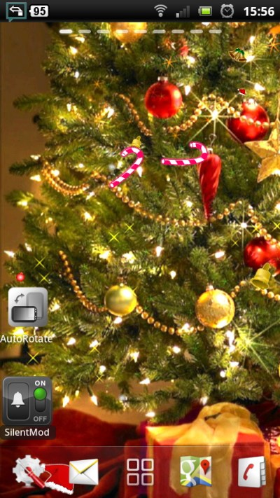 christmas live wallpaper free TTR Android App APK by TTR