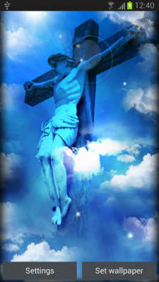 Jesus Live Wallpaper Free Android App - Free APK by Milan