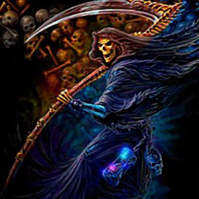 Skull Collector Grim Reaper Live Wallpaper Android Download