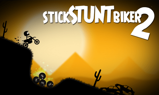 Stick Stunt Biker 2 v1.0 APK