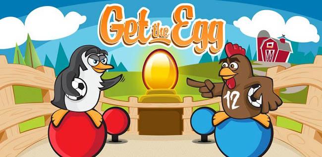 Get the Egg: Foosball