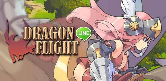 LINE Dragon Flight