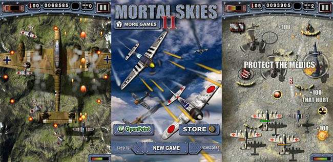 Mortal Skies 2 Free