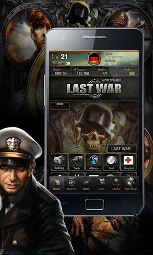 LAST WAR v1.9.0 APK