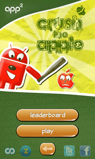 app²crush the apple