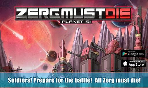 Zerg Must Die! 3D (TD Game) v1.0.5 APK