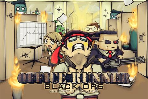 Office Runner Black Ops v1.0 APK