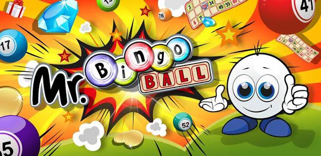 Mr. Bingo Ball