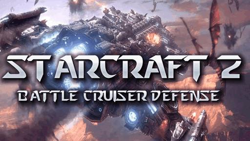 Star Craft 2 Battle Cruiser