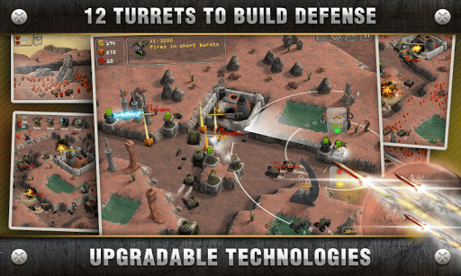 Total Defense 3D Tower Defence