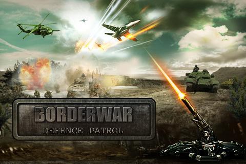 Borderwar DP Tablet
