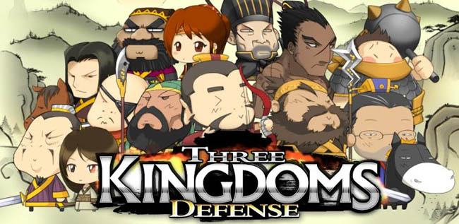Three Kingdoms Defense 2
