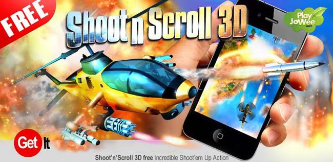 Shoot'n'Scroll 3D Free Lite