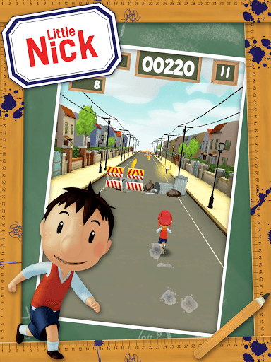 Little Nick: The Great Escape