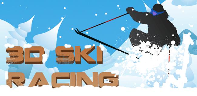 3D Ski Racing Lite