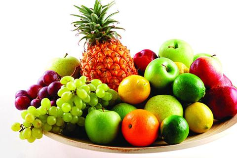 Find the Difference Fruits