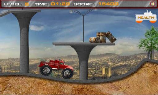 Crazy Truck - Firefighter