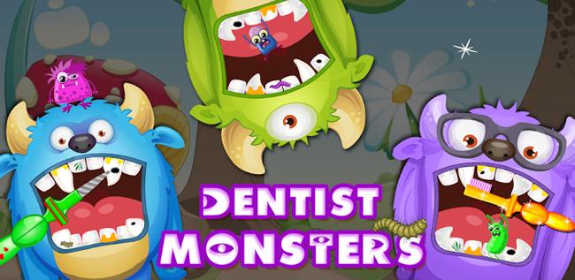 Dentist Office Monsters