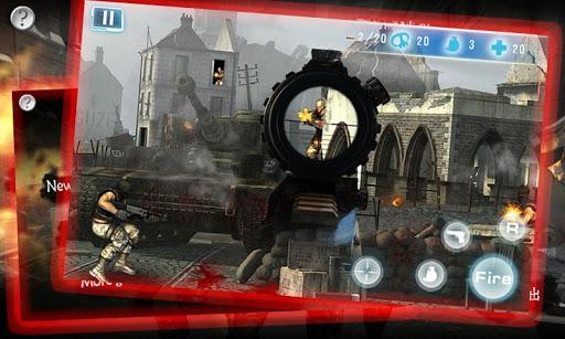 Storm Sniper Killer Showdown